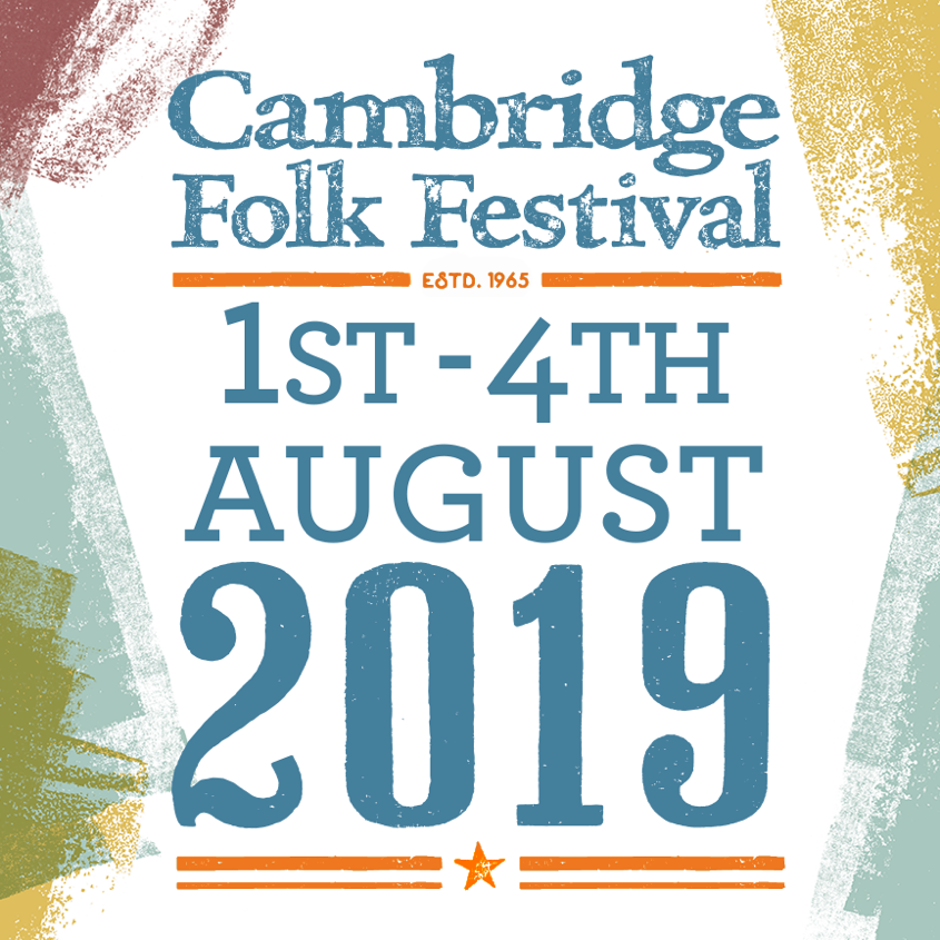 Huge list of new artists to join the 2019 Cambridge Folk