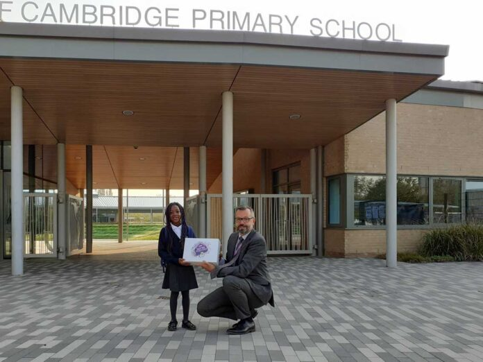 Safer Schools packs primary school in Cambridge