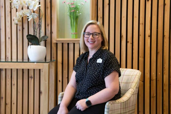 hospice services supported by national lottery fund inside cambs