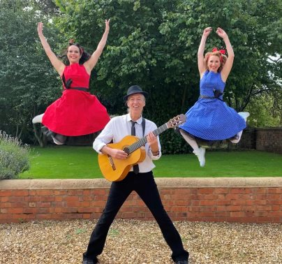 the library presents is back in Cambridgeshire