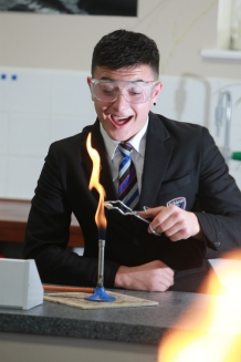 Witchford Village College science labs ely Cambridge