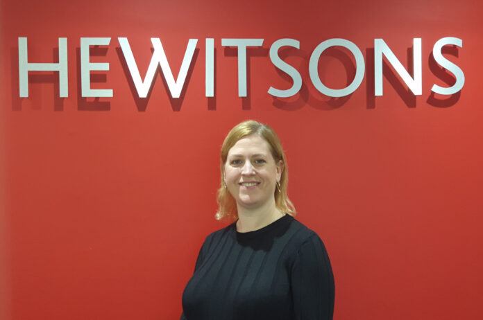 Annette Benjamin joins hewitsons in Cambridge